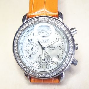 Osirock Orange Watch